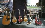 Led Zeppelin Guitars Baron Wolman Photo Print Photograph