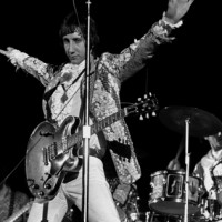 Pete Townshend Baron Wolman Photo Print Photograph