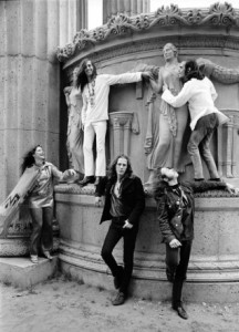 Big Brother & The Holding Company Baron Wolman Photo Print Photograph