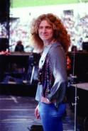 Robert Plant Led Zeppelin Baron Wolman Photo Print Photograph