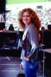 Robert Plant Led Zeppelin Baron Wolman Photo Print Photograph
