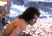 Bon Scott AC/DC Baron Wolman
