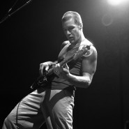 Audioslave_Tim Commerford 9-14 Baron Wolman
