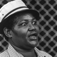 Big Mama Thornton Ann Arbor Blues Fest Baron Wolman