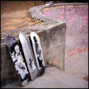 Boom Art Skateboards Baron Wolman