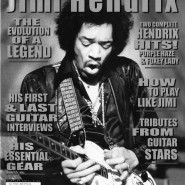 Jimi Hendrix Guitar Player Cover Baron Wolman