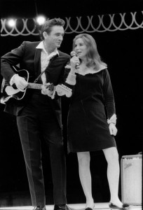 Johnny & June Cash Baron Wolman Photo Print Photograph