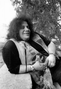 Leslie West of Mountain 70134-3a Baron Wolman