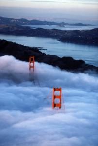 001 Golden Gate Bridge Baron Wolman