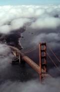 002 Golden Gate Bridge Baron Wolman