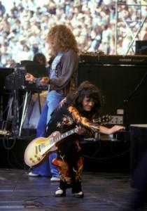 Led Zeppelin Baron Wolman Photo Print Photograph