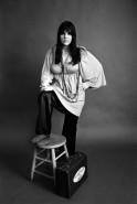 Cynthia Plaster Baron Wolman Photo Print Photograph