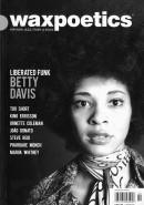 Betty Davis Waxpoetics Cover Baron Wolman