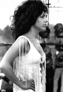 Grace Slick Woodstock Baron Wolman Photo Print Photograph
