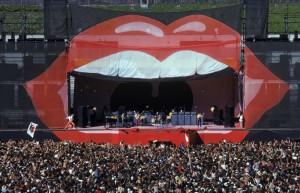 Rolling Stones Lips Baron Wolman Photo Print Photograph